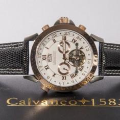 Ceas automatic Calvaneo Astonia original Nr unic 43, lichidare stoc