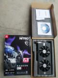 Vand Placa video Sapphire Radeon RX 580 NITRO+ 4GB OC 256-bit Pret 400 Lei
