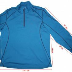 Bluza polar Engelbert Strauss, Fiber Twin Premium Knitwear, barbati, marimea XL