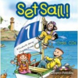 Set Sail 1, Audio set 2 CD. Curs limba engleza - Elizabeth Gray
