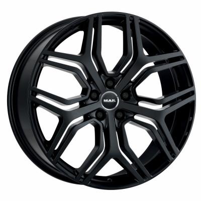 Jante AUDI Q7 8.5J x 20 Inch 5X112 et29 - Mak Stardom Gloss Black - pret / buc foto