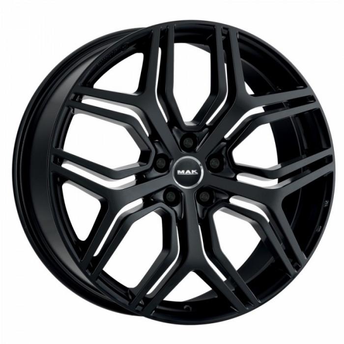 Jante AUDI Q7 8.5J x 20 Inch 5X112 et29 - Mak Stardom Gloss Black - pret / buc