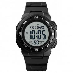 Ceas Barbatesc SKMEI CS904, curea silicon, digital watch, rezistent 3ATM
