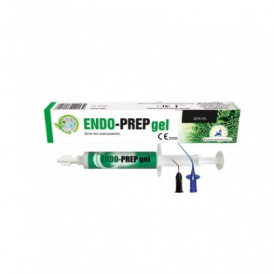 Endo-Prep Gel 5ml EDTA Cerkamed foto