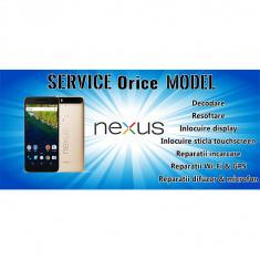 Service GSM – Software si Hardware Reparatii NEXUS Smartphone Tableta