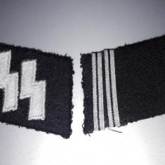 Insemne petlite Rottenführer de Waffen-SS,WW2,airsoft
