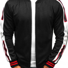 Bluză bărbați negru Bolf 35015
