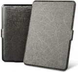 Husa Tech-Protect Smartcase Amazon Kindle Paperwhite 1/2/3 Gray