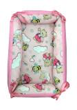 Cumpara ieftin Reductor Bebe Bed Nest Deseda Roz