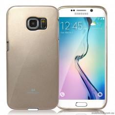 Husa Telefon Silicon Samsung Galaxy S7 Edge g935 Gold Mercury