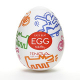 Tenga - Keith Haring Egg Street 1 Piece