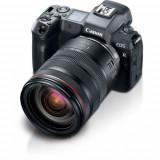 Aparat Foto Mirrorless Canon EOS R + Obiectiv Canon RF 24-105mm F4 L IS USM Kit 3075C058AA, Full Frame, 30.3 MP, Filmare 4k, Ecran LCD Tactil, Proceso