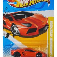 Masinuta Hot Wheels Car Lamborghini Aventador