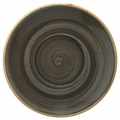 Farfurie suport din portelan, 17 cm, Bonna Space, 010182