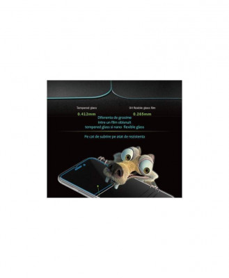 Folie Protectie Nano Flexibila Huawei P10 foto