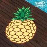 Prosop de Plajă Ananas Adventure Goods