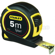 Ruleta STANLEY Tylon 5m x 19mm