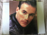 Cumpara ieftin Fotografie autograf Jean Claude Van Damme