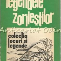 Legendele Zorilestilor - Ion Filipoiu - Tiraj: 5555 Exemplare