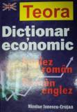 DICTIONAR ECONOMIC ENGLEZ-ROMAN ROMAN-ENGLEZ de NICOLAE IONESCU - CRUTAN 2007