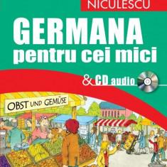 Germana pentru cei mici ( cu CD )
