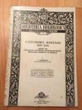 CATEHISMUL ROMANESC DIN 1544 URMAT DE CELELALTE CATEHISME ROMANO LUTERANE