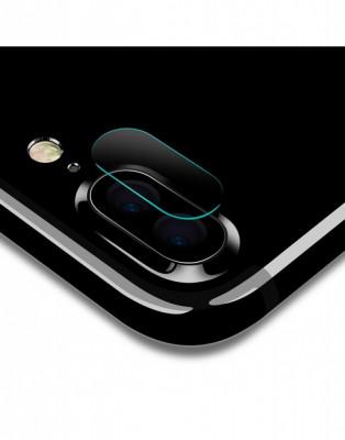 Sticla securizata protectie camera pentru iPhone 7 8 Plus foto