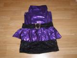 Costum carnaval serbare rochie dans gimnastica pentru copii de 7-8 ani, Din imagine