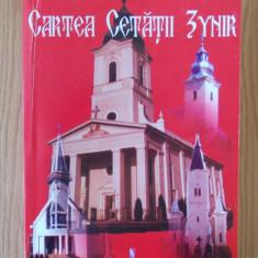 CARTEA CETATII SINIR/ MONOGRAFIA ORASULUI SEINI- GHEORGHE POP, cu autograf