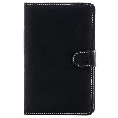 Husa tableta cu tastatura 7 inch, USB, neagra foto