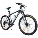 Bicicleta MalTrack Team, 18 viteze, 26 inch, schimbatoare Shimano SIS, ghidon reglabil