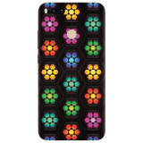 Husa silicon pentru Xiaomi Mi A1, Kaleidoscope Mosaic Patterns
