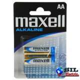 Baterie alcalina R6 (AA) 2 buc/blister Maxell