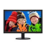 Monitor LED Philips 243V5QHSBA/01 23.6 FHD MVA 8ms Black