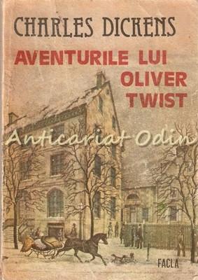 Aventurile Lui Oliver Twist - Charles Dickens foto