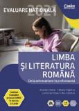 Evaluare nationala 2021 limba si literatura romana.De la antrenamen la performanta, Andreea Nistor, Ileana Popescu, Luminita Preda, Anca Serban