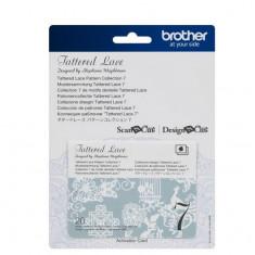 Colectie de modele de broderie sparta Brother 7 Brother ScanNCut