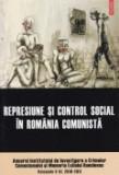 Cumpara ieftin Anuarul Institutului de investigare a crimelor comunismului si memoria exilului romanesc, vol. 5; 6 -Represiune si control social in Romania comunista