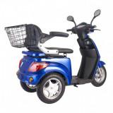Tricicleta electrica 500W, frana electromagmetica, fara permis, Z-Tech ZT 15 E