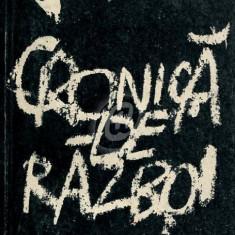 Cronica de razboi, vol. 3