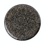 Suport universal PopGrip Glitter Black, accesoriu de telefon original PopSockets