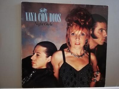 Vaya Con Dios – Night Owls (1990/BMG/Germany) -  Vinil/Vinyl/Analog/Impecabil foto