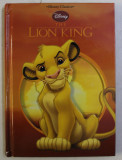 DISNEY , THE LION KING , 2014