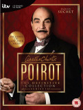 Film Serial Agatha Christies Hercule Poirot - Seasons 1-13 DVD Colectia Completa, Drama, Engleza, Odeon