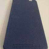 Husa smart HTC M8s, Albastru