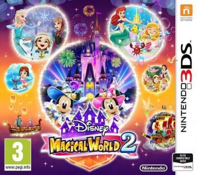 Disney Magical World 2 3DS foto