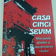 CASA CINCI SERVIM-MINE SOGUT 2012