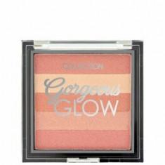Fard de obraz Gorgeour Glow, nuanta 1, 10 g