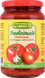 Sos Tomate Bio Traditional Rapunzel 340gr Cod: 1300260