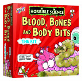 Cumpara ieftin Horrible Science: Experimente cu corpul uman